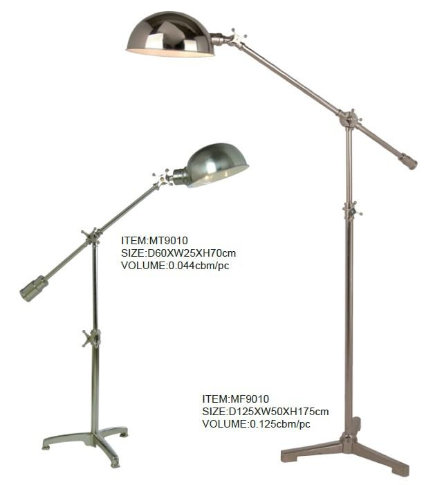Classical Metal Home Use Floor Lamp (MF9010)