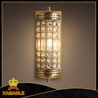 Hotel Room Bedside Vintage wall decoration light (KR0107W)