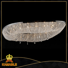 Modern Ring shape crystal chandelier(211-L16)