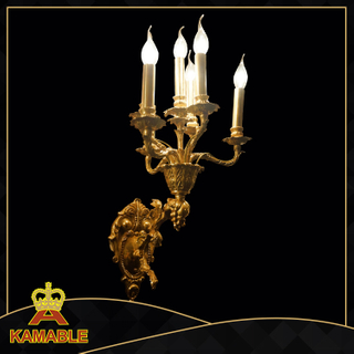 Hotel Project Luxurious Brass Wall Lamps (MB0638-6)