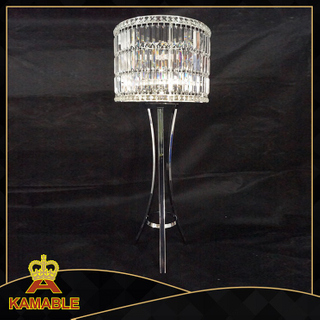 Hotel Project Customized K9 Crystal Floor Lamp (KA-08-001)