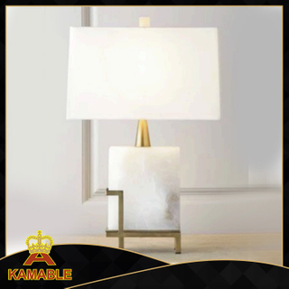 Marble Modern Home Decorative Table Lamp (KAT6104)