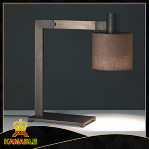 Good quality stainless steel table lamp (KAT6064)