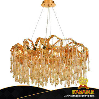 Luxury Golden Hotel Pendant Lighting (KA315-10)