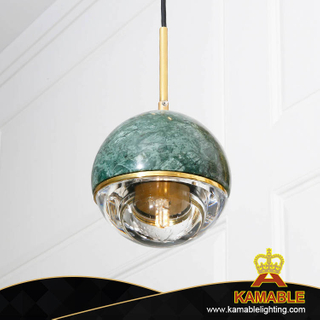 Special Design Ball Dining Room Marble Pendant Lamp (KA505-P)