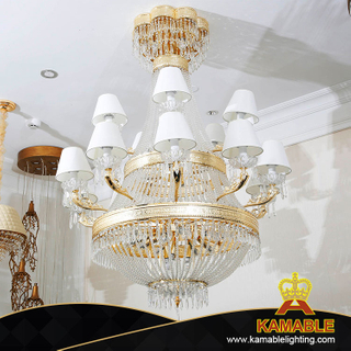 Luxury European Style Special Decoration Interior Crystal Chandelier(KA521-C)