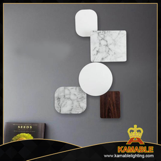 Hotel decoration marble sconce wall lamp(KAW18-028)