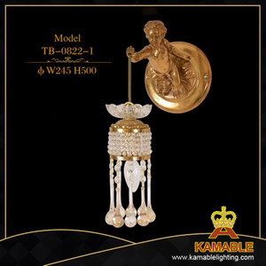 Special design brass wall light (TB-0822-1)