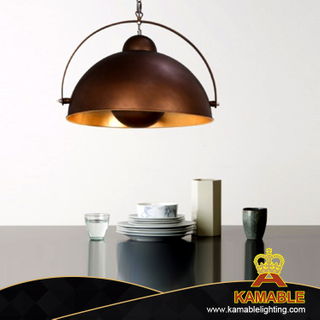 Indoor Industry Vintage Retro Quality Copper Decorative Pendant Lighting (PL-03)