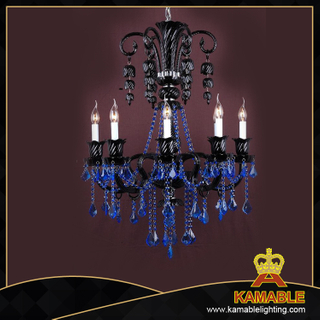 Exquisite style hotel lobby glass chandelier(8090-8L )