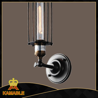 Industrial Indoor Iron Wall Lamp (KAW2018)