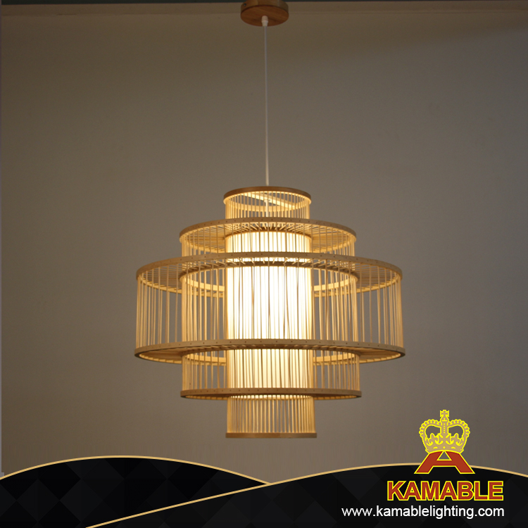 Chinese design bamboo pendant light(KA-ZS1777)