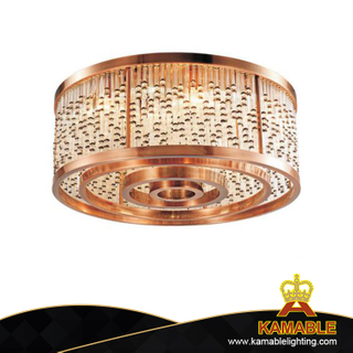 Hotel Banquet Hall Glass Decoration Ceiling Light (KAG5619-2)