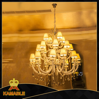 Middle East or Asia hotelcrystal chandelier for hotel lobby (KA252)