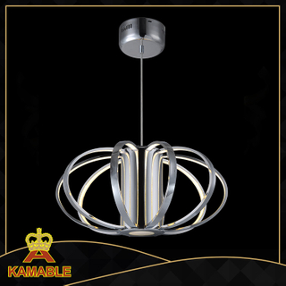 Contemporary Iron Aluminum LED Pendant Lighting (KAP1212-10)