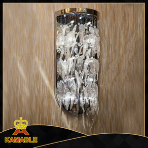 luxury European hotel living room light wall sconce (KA260W )