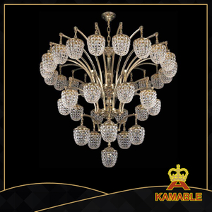 New creative fruit shape crystal chandelier(1772-20+10+5+1-490 GB)