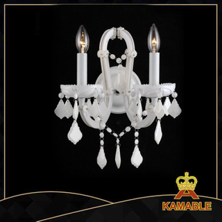 Fresh design hotel lobby Maria Theresa wall light(2614WB-2L )