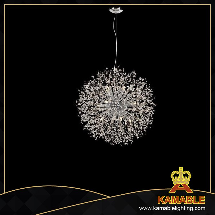 Modern Hotel Decorative Acrylic pendant lighting (P512-12)