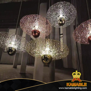 Dinging room iiron decorative ceiling light (KA10029P/S )
