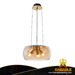 Simple Style Decorative Glass Shade Pendant Light (AP9065-400)