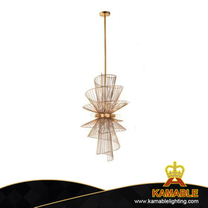 Modern interior decorative fancy pendant lighting (KAC3016A)