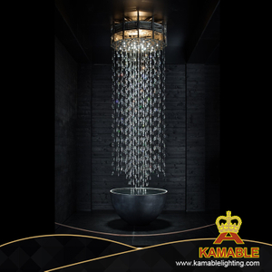 Modern Designs Crystal Pendant Light (KPL1803)
