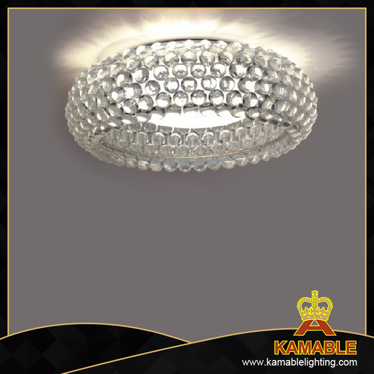 Home acrylic and glass ceiling Lamp(665C3)