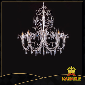Home glass Murano style home glass chandelier(81087-8)