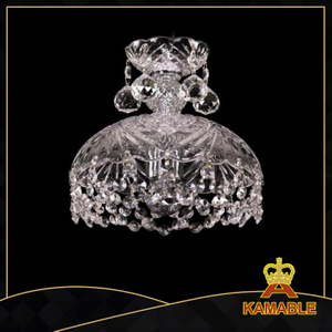 Classical design indoor luxury chandelier lighting(7711-22-1 Ni ball)