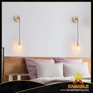 Classical Bedroom decoration metal wall lighting (MB8140-1 )