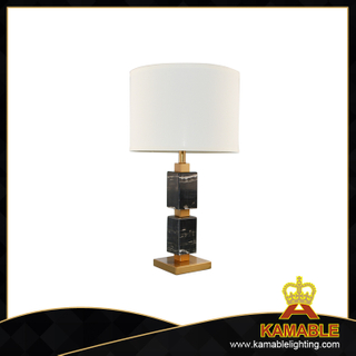 Luxury high-grade marble lamp decorative table light (TL3066)