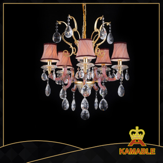 New design hotel lobby Maria Theresa chandeliers(120688-5L )