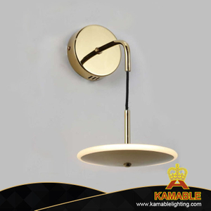 New Home Metal Golden Wall Lamp (MB1801A-200)