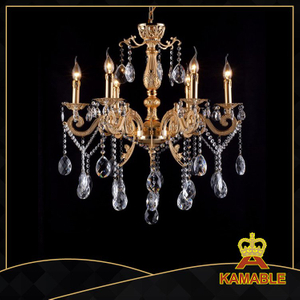 Elegant indoor decorative cast aluminum chandelier(cos9083)