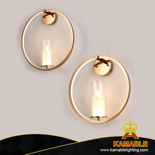 Villa modern decorative candle wall lamp (KAMB1815A-1A)